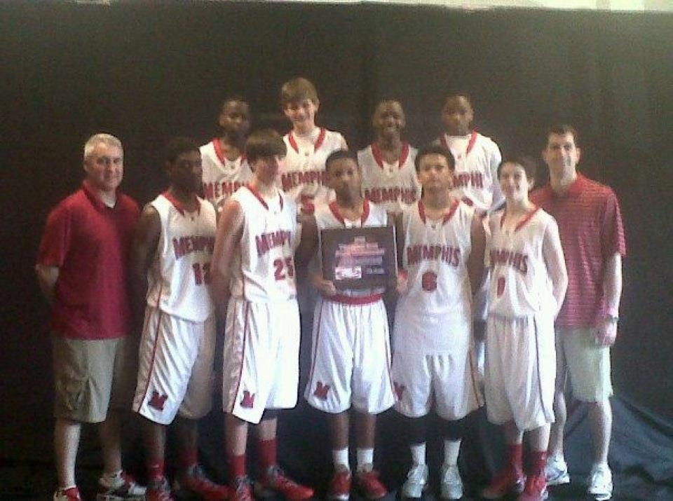 Memphis War Eagles 7th won YBOA State championship!!
