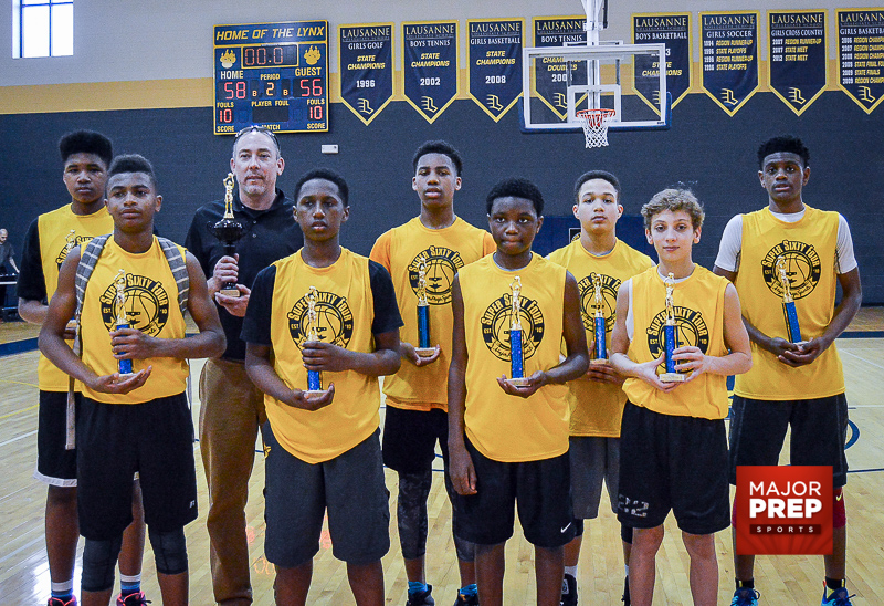 GOLD Team (Coach Marsh)